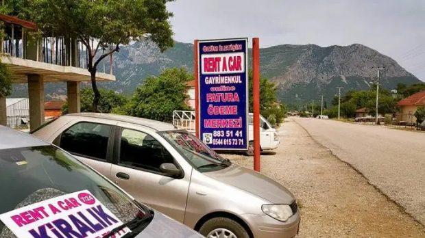 Adrasan Özüm Rent A Car & Emlak