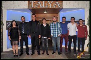 Talya Balık Evinde, DEBA Ayakkabı'nın Kutlaması...