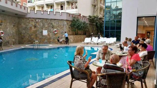 Alanya Diamore Hotel - 0242 5137214