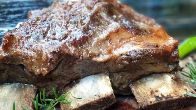 Dana Kaburga Böyle Olur ! Efsane lezzet Nasreddin Et ve Tandır Restaurant'ta!