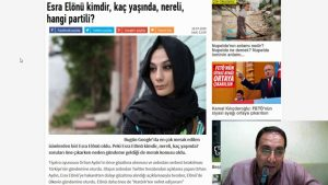 Esra Elönü & Orhan Aydın Kavgası - Siyasi Tahammülsüzlük