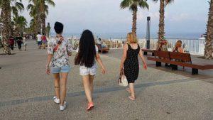 Konyaaltı Sahili Yürüyüş Yolu Antalya Gezi Tatil - 2/8