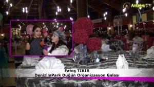 Antalya Düğün - Denizimpark Düğün Organizasyon Galası Kır Düğünü Salonları