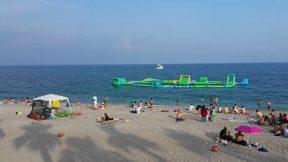 Akşam Üzeri Konyaaltı Sahili ve Deniz Manzarası - Antalya Gezi Tatil