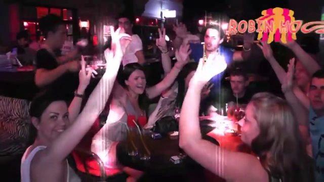 Robin Hood Disco - Alanya Turkey Night Club