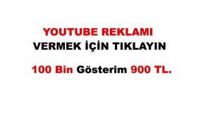 Youtube Reklamı Antalya