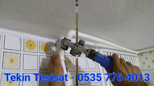 Su Tamircisi Antalya 0535 776 4013  Su Tesisatcısı Kaçak Tespit Gider Açma Petek Bakımı Temizlik