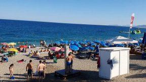 Antalya Plajları Deniz Manzarası Konyaaltı Sahili Antalya Gezilecek Yerleri Tatil