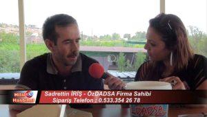 ÖzDADSA Süt Mamülleri - Silifke / MERSİN