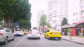 Beyaz Dünya Kavşağı Muratpaşa Belediyesi TerraCity AVM Laura AVM Kavşağı Antalya Şehiriçi Tatil Gezi