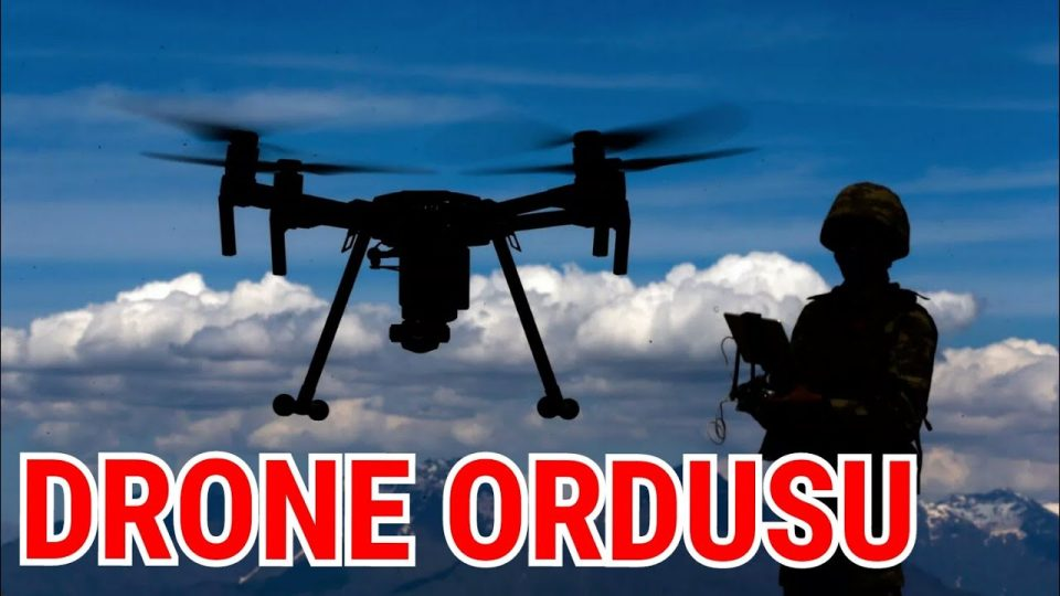 Türkiye Drone Ordusu Kurmalıdır – Drone teknolojisi ile neler yapılabilir ?