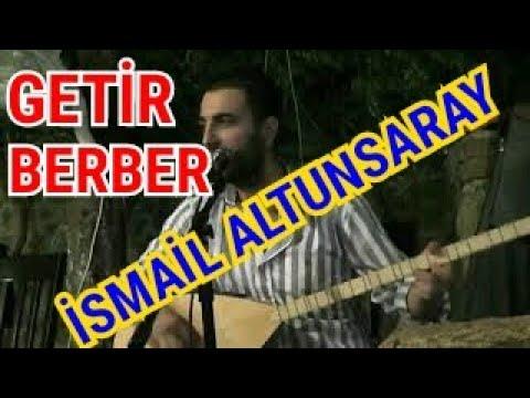 Getir Berber Getir De Aynayı Getir Sözleri – İsmail Altunsaray Konseri – Bozlak Gecesi