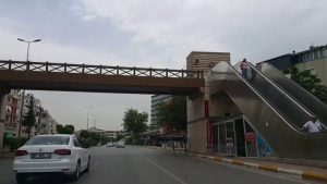 Antalya Şehir Merkezi - Real Kavşağı Mevlana Kavşağı Varsak Yolu