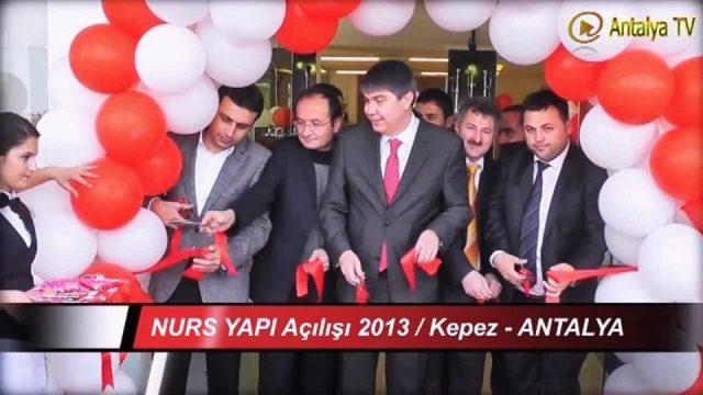 NURS YAPI Mermer Seramik LTD STI - Antalya Yapı Market - Seramik - Mermer - İnşaat Malzemeleri