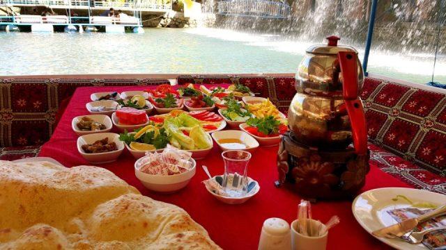 Dimçayı Kahvaltı Yerleri Alanya Panorama Piknik Restaurant - 0533 6527987