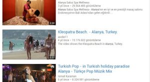 En çok izlenen Alanya videoları (Hiç bir şey zannedildiği gibi değil)