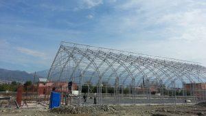 Anahtar Teslimi Halı Saha Yapımı Tel Örgü Dikenli Tel Bahce Çiti