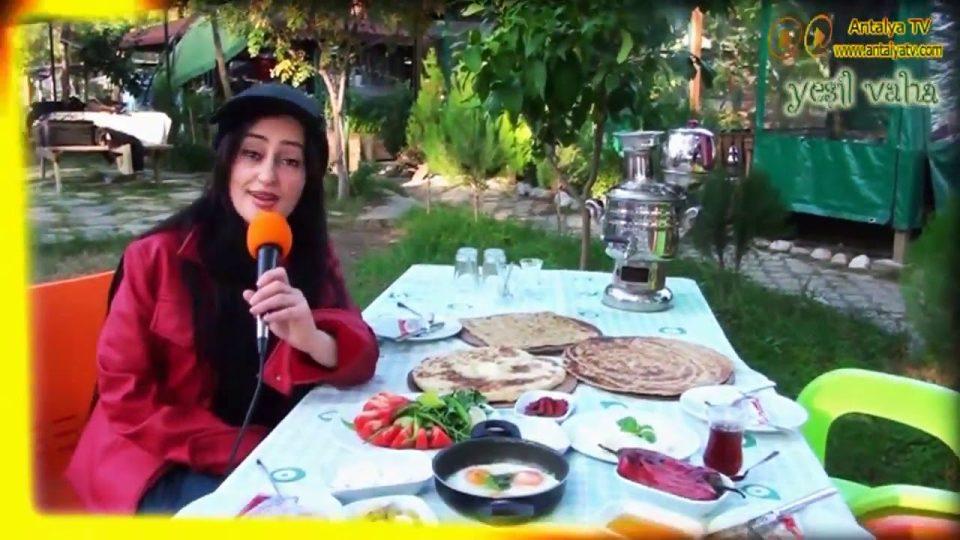 Antalya Kahvaltı – Yeşil Vaha Park – Çakırlar Kahvaltı