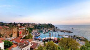 Antalya İskele Yat Limanı Manzaraları