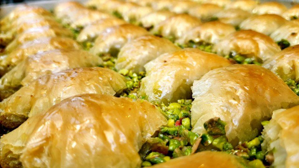 antep fistikli baklava sobyet nasreddin restaurant (6)