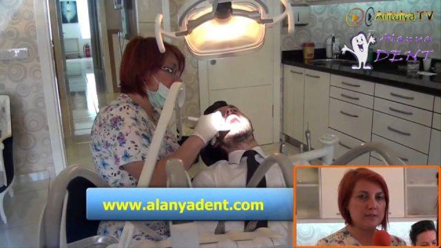 Alanya DENT - Alanya Dentist - Dentist in Alanya Enise Arzu Tezak