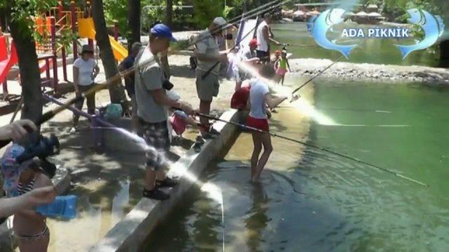 Regülator Ada Piknik Kahvaltı Balık Avı Dimçayı Alanya