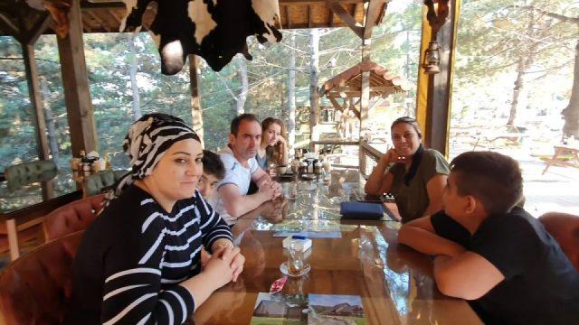 Köroğlu Beli Dinlenme Tesisleri - Antalya Afyon Karayolu