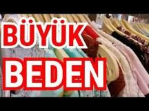 Büyük Beden Kıyafet Elbise Abiye Kazak Pantolon Ceket Gömlek Penye Etek Pardesü