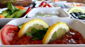 Nasreddin Restaurant Kahvaltı - Antalya Serpme Kahvaltı - Antalya Kahvaltı Yerleri