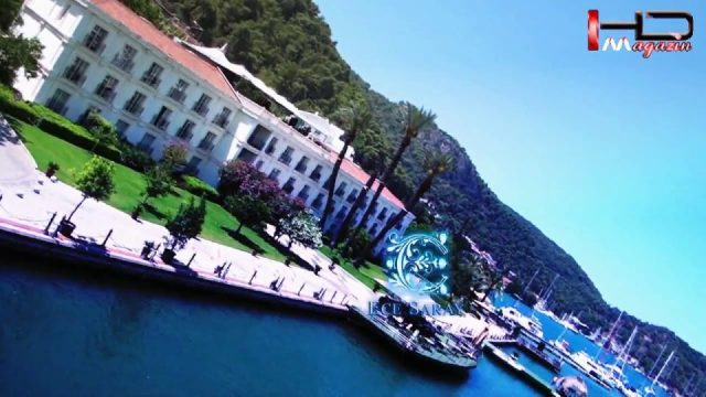 Ece Saray - Marina & Resort Hotel Fethiye 2013 - Fethiye Hotels Hotel Otel Oteller Otelleri