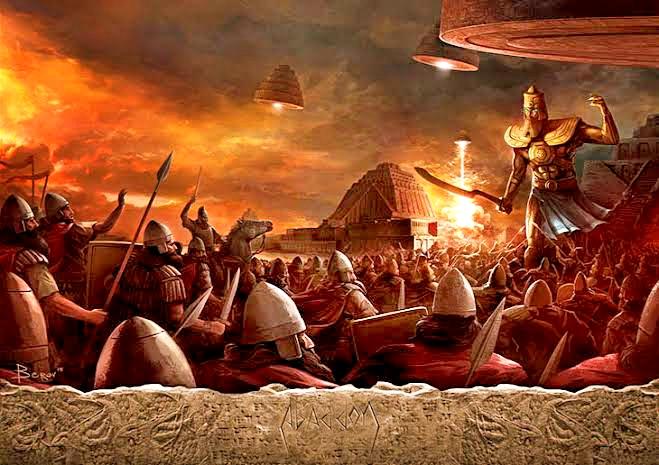 enkinin kayıp kitabı anunnakiler sümer babil sumerian gods enlil anu marduk nibiru_15