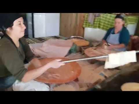 Çakırlar Gözlemeciler Çakırlar Köy Kahvaltısı Sakinler Gözleme Bazlama