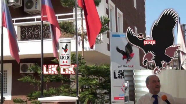 Lık Lık - 4x4 Enerji İçeceği - Bedri Yalçın Antalya