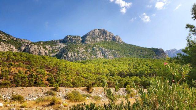 Antalya Doğal Güzellikleri - Hacısekililer Köyü Antalya Gezilecek Yerleri