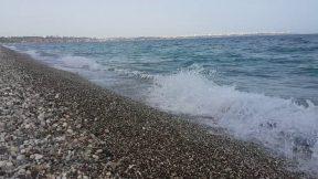 Antalya Kumsal Deniz Manzarası Dalga Sesleri Konyaaltı Sahili Tatil Gezi Tur