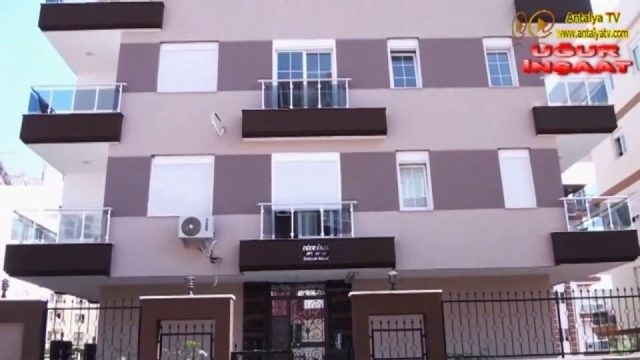 UĞUR İNŞAAT LTD STİ  Antalya - Satılık Konut Ev - Lüx Daireler - Mehmet TUNCTAN