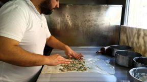 Serpme börek nasıl yapılır - 0242 2484624 İnci Börek Antalya Serpme Börek