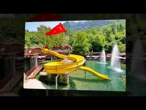 Alanya Gezilecek Yerleri - Things to do in Alanya - Alanya Dimçayı - Dim River in Alanya