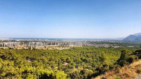 Kepezüstü Şehir Terasından Muhteşem Antalya Manzarası