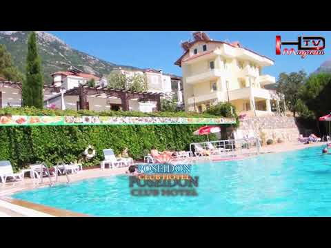 Ölüdeniz Hotels - Poseidon Club Hotel - Fethiye Oteller - Ölüdeniz Otelleri Ovacık Hisarönü