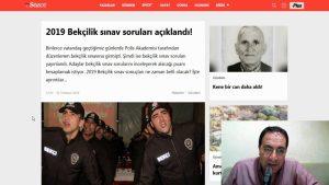 2019 Bekçilik sınav soruları açıklandı - Polis Akademisi sınav soruları