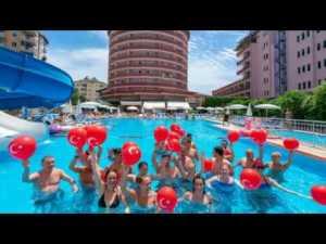 Best Holiday Beach Hotels in Alanya  - Antalya Alanya Luxury Hotel
