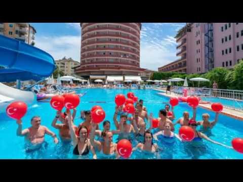 Best Holiday Beach Hotels in Alanya  – Antalya Alanya Luxury Hotel