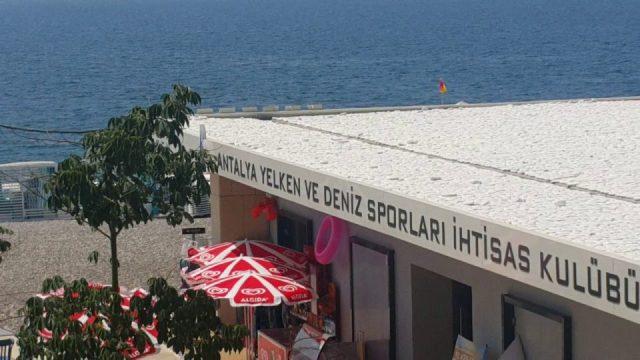 Antalya Yelken ve Deniz Sporları İhtisas Kulübü - Denizciler Spor Kulübü Alanı