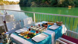 Melas Garden Restaurant Manavgat Balıkevi Kahvaltı Düğün Mekanları