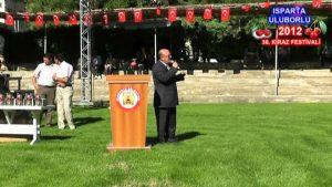 Isparta Uluborlu 36. Kiraz Festivali - 1 - Uluborlu Belediyesi - Uluborlu Belediye Başkanlığı