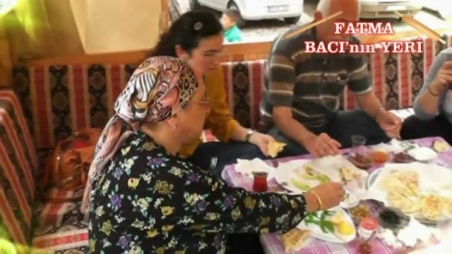 Fatma Bacının Yeri - Kahvaltı Gözleme Evi - Çakırlar - Antalya