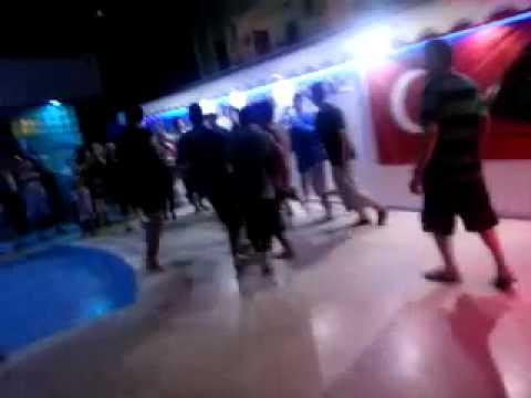 Larapark Hotel Antalya Türk Gecesi 3G Canlı Yayın 24.08.2012 – 2