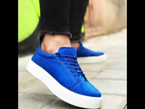 Erkek Ayakkabı Modelleri Erkek Ayakkabı Çeşitleri Bay Giyim Moda Deri Spor  Ayakkabılar