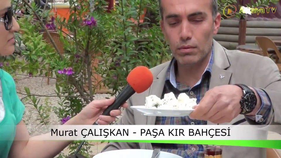 Paşa Kır Bahçesi – Van Kahvaltısı